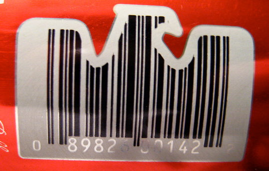 tecate barcode